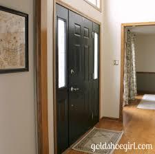 gold shoe front door before u0026 after