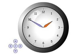 time learning clock time clocks