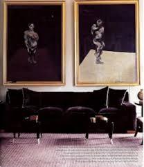 black velvet sofa foter