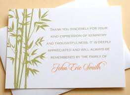 thank you for sympathy card personalized sympathy cards 8 best condolences images on