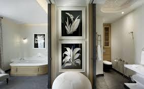 contemporary bathroom decorating ideas top 60 skookum contemporary bathroom ideas wall decorating small