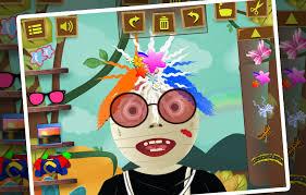 halloween salon background horor hair salon android apps on google play