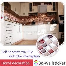 Kitchen Backsplash Tile Stickers Vinyl 3d Peel And Stick Wall Tile Sticker For Kitchen Backsplash