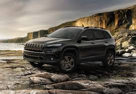cherokee jeep 2016 black new jeep 75th anniversary range goes on sale in the uk
