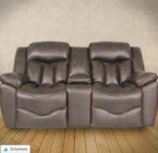 Stylish Recliner Brown Reclining Loveseat Foter
