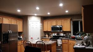 Recessed Lighting In Kitchen Recessed Lighting Kitchen U2013 Home Design And Decorating