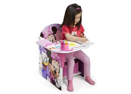 Minnie Mouse Table And Chairs Minnie Mouse Chair Desk With Storage Bin Delta Children U0027s Products