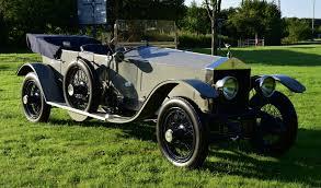 rolls royce classic 1923 rolls royce silver ghost 40 50hp tourer vintage u0026 prestige
