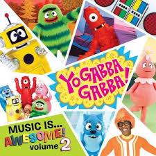 yo gabba gabba u2014 free listening videos concerts stats