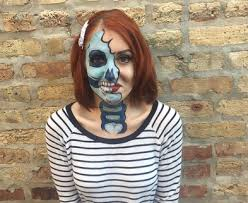 Makeup Classes Chicago Makeup Classes Chicago Facepainting 101 Halloween Edition Dabble