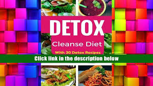 free download detox detox cleanse diet the ultimate detox for