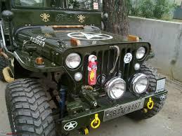 indian army jeep modified mayapuri jeeps page 11 team bhp
