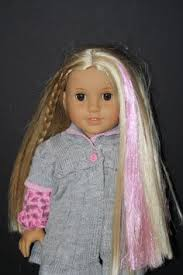 baby doll hair extensions feather hair extensions for american girl and bitty baby 3 00 at