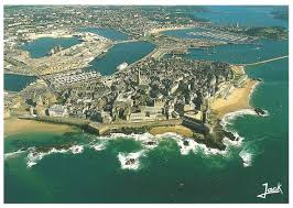 Brittany France Map Saint Malo France Pictures Citiestips Com