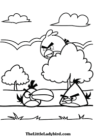 angry birds printable coloring pages free coloring pages kids