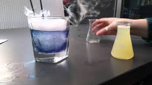 colour changing cocktail at the alchemist bar manchester youtube