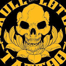 skull and lotus home