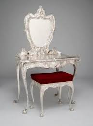 Silver Vanity Table Vanity In The Golden Age A Silver Masterpiece Dallas Museum Of Art