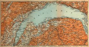 Map Of Southern France by