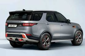 land rover back land rover discovery svx gets 5 0 supercharged v8
