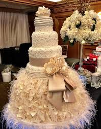 wedding cake jakarta feather wedding cakes wedding corners