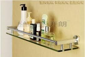 cheap bathroom glass shelf unit find bathroom glass shelf unit