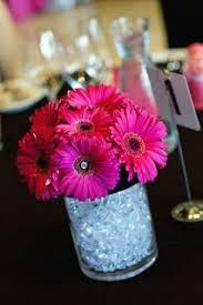 Daisy Centerpiece Ideas by Best 25 Pink Centerpieces Ideas On Pinterest Pink Wedding