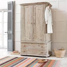 lourdes wardrobe beached timber wardrobe loaf