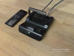 sonyericsson mrc 60 music desktop stand daily mobile your all