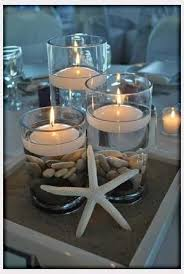 Simple Wedding Centerpieces Ideas by Decorations Beach Wedding Centerpiece Idea Diy Best Beach