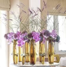 Purple Flowers Centerpieces by 1862 Best Buffet And Centerpiece Ideas Images On Pinterest