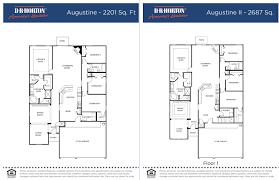 Dr Horton Floor Plans by Glen St John U0027s St Augustine Fl Homes For Sale 32092