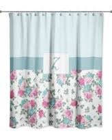 amazing monogrammed shower curtains deals