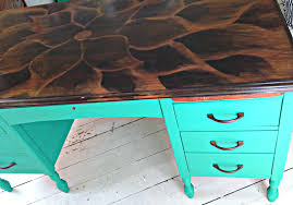 733 Best Chalky Finish Images by Diy Trash To Treasure Desk Renovation