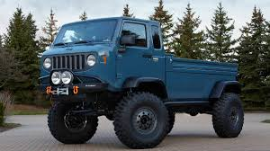 jeep pickup 90s check out this gallery of jeeps gone wild autoweek