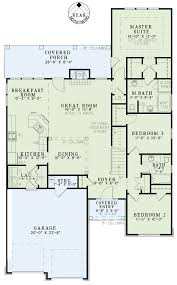 narrow house plans with garage your coolhouseplans com search results at coolhouseplans com