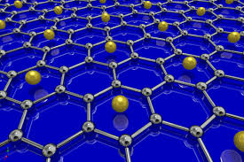 graphene made superconductive by doping with lithium atoms