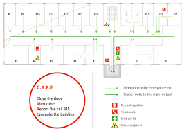 Fire Evacuation Plan Template For Home by Home Evacuation Plan Home Design Inspiration