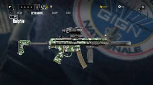 siege ump rainbow six siege skin you ll shoot your eye out rainbow6