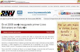 imagenes de numa rojas inaugurar el primer liceo bolivariano de maturín en 2008 prometió
