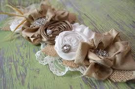 burlap wedding decor burlap wedding decor wedding dress sash custom bridal sash