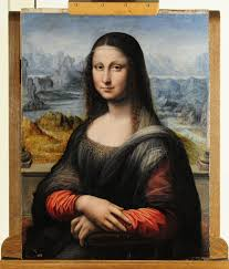 Mona The History Blog Blog Archive Earliest Copy Of Mona Lisa Found