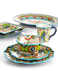 Dining Dish Set Espana Bocca Dinnerware Collection Dinnerware Dining