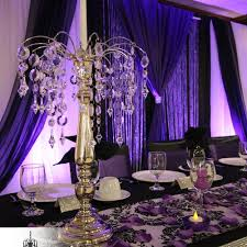 Purple And White Wedding Wedding And Special Event Decor Gallery Luxe Weddings And Events
