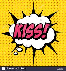 roy lichtenstein vector comic text pop explosion stock vector