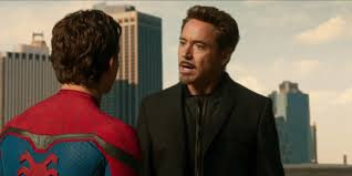 tony stark i have concerns about tony stark u0027s role in spider man homecoming