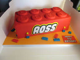 photo cakes lego cake lego cake 100 edible name in the style of the lego
