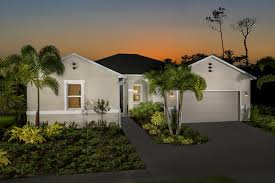 Map Of Estero Florida by Plan 2127 Modeled U2013 New Home Floor Plan In Coves Of Estero Bay By