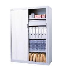 Tambour Door Cabinet Stronghold Tambour Door Cabinets All Storage Systems
