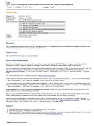 0002012921 master oss note c4t replication computing sap se